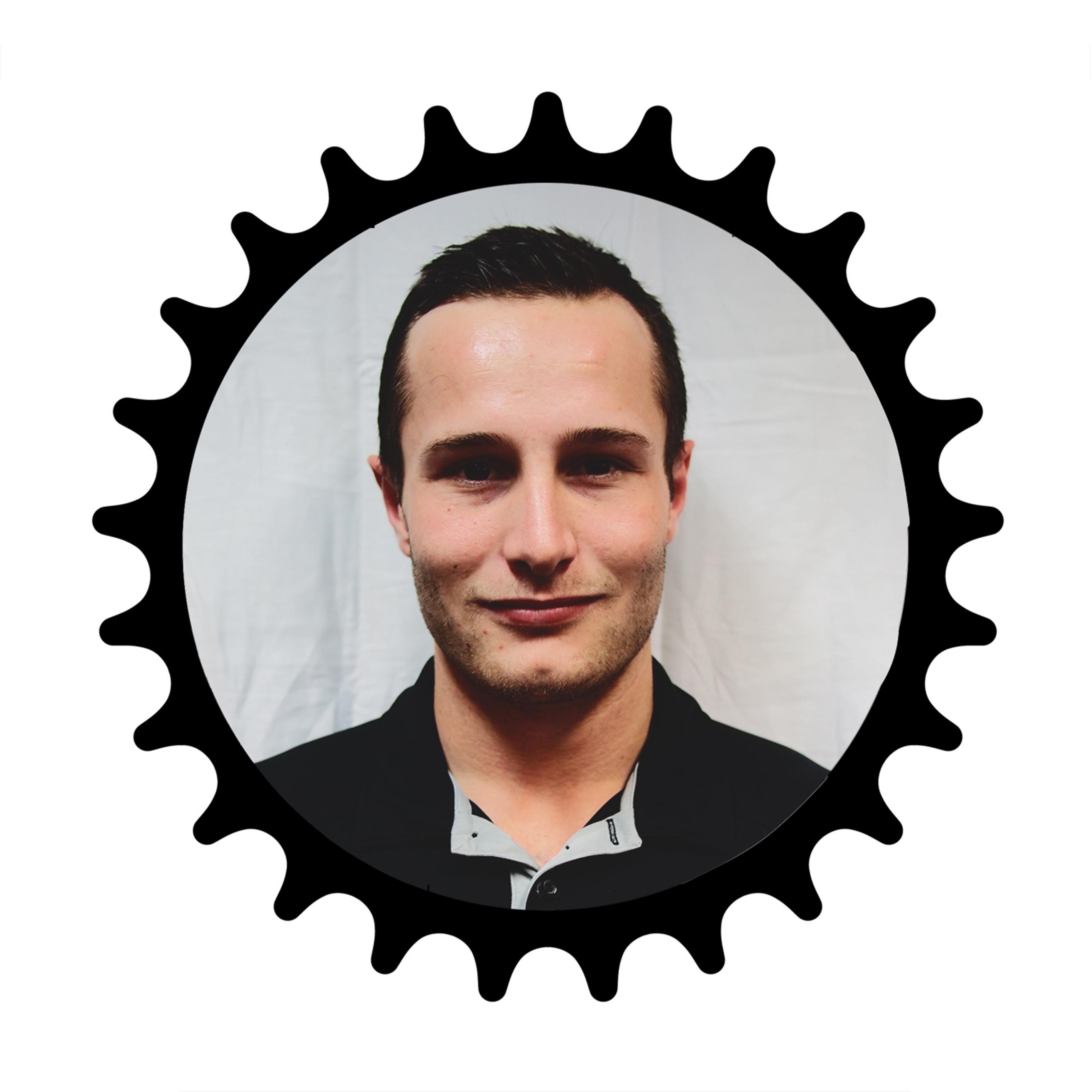"""Jackson """"Jacko"""", Bike Mechanic / Sales"""