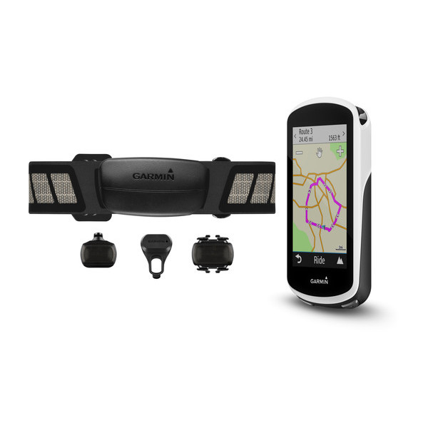 Garmin Edge® 1030 Bundle graphic