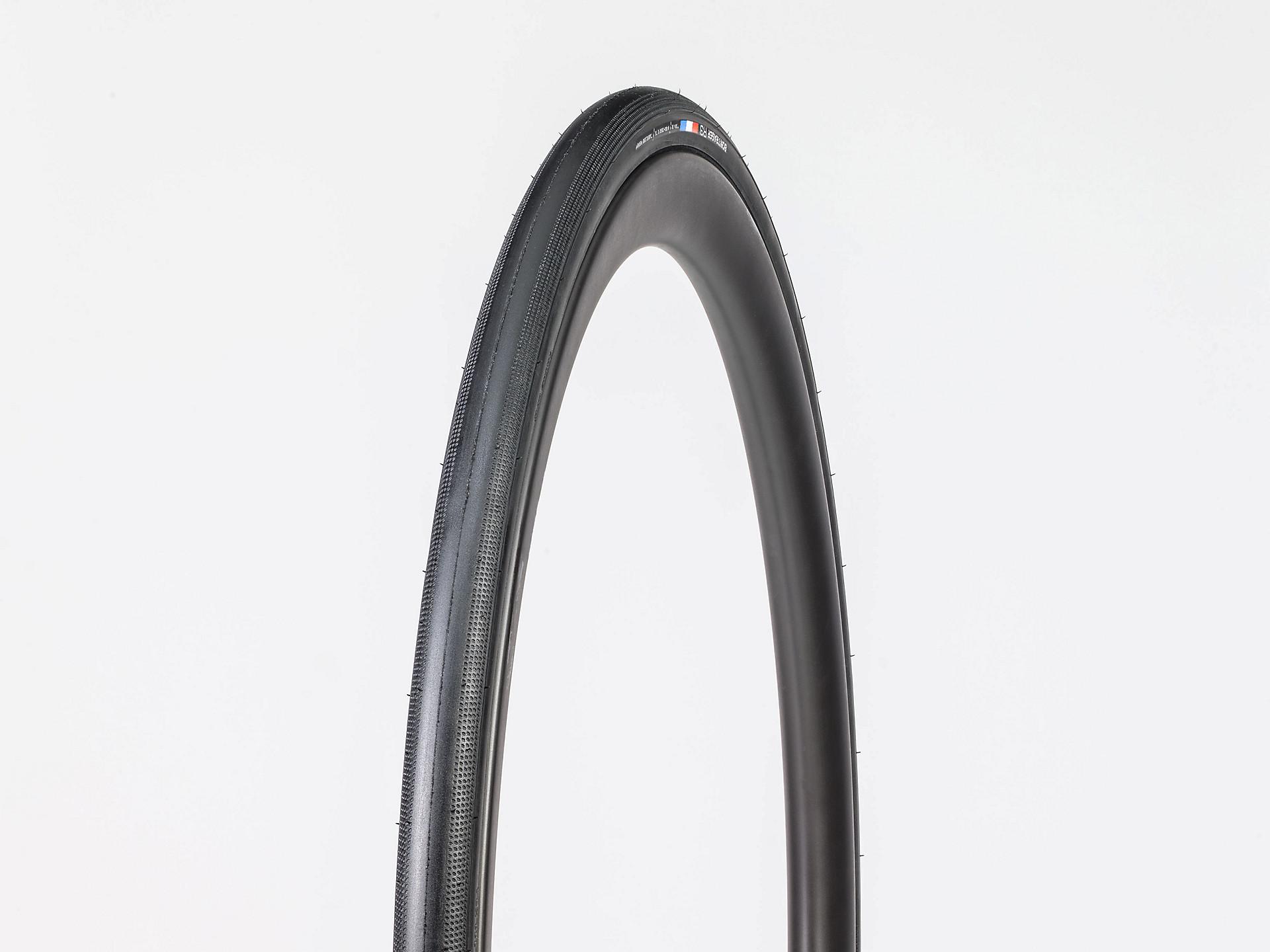 Bontrager R3 Hard-Case Lite TLR Road Tyre graphic