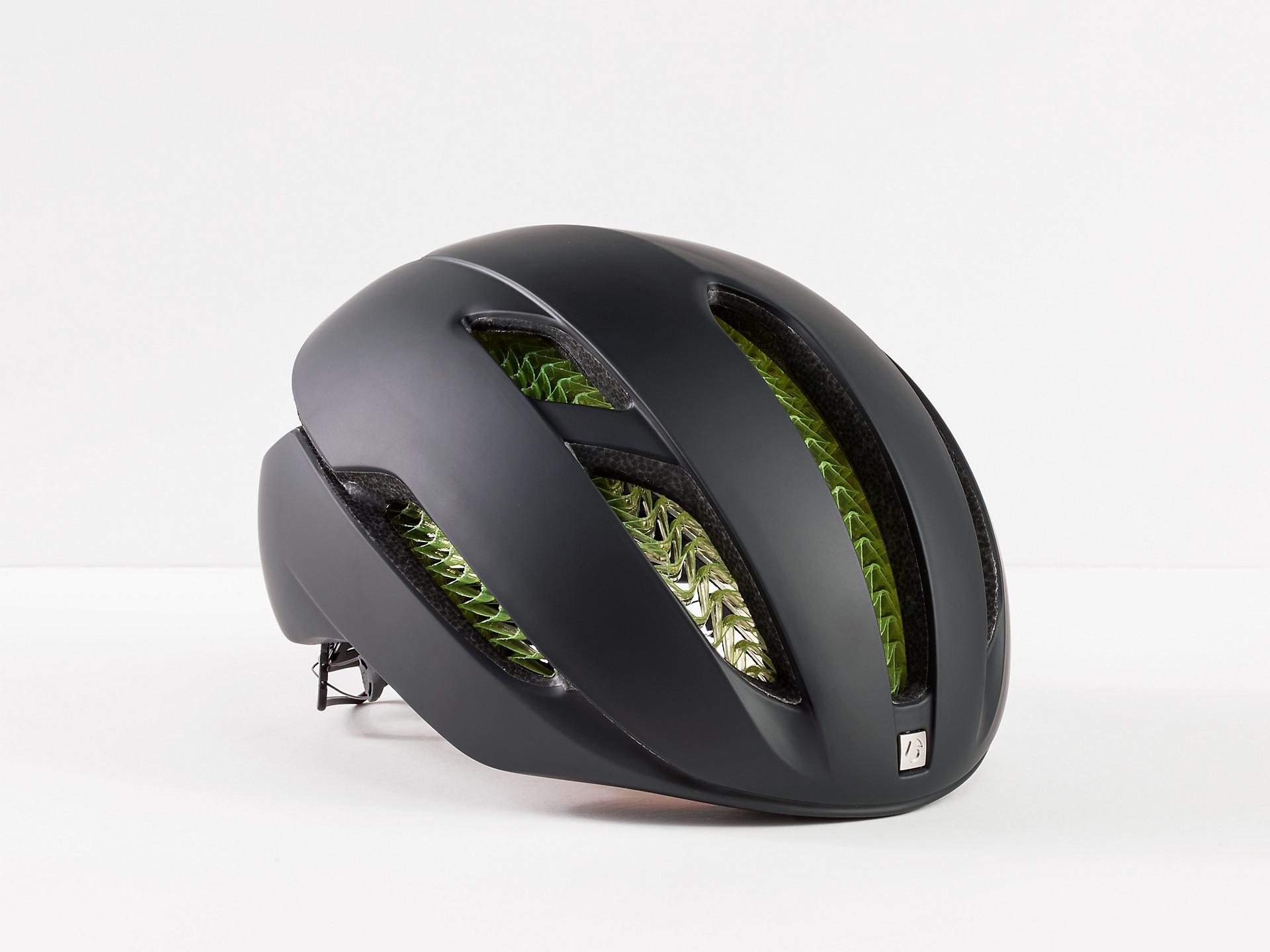 Bontrager XXX WaveCel Road Bike Helmet graphic